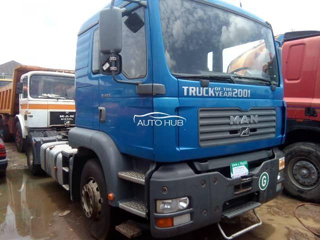 Man T6410A Blue