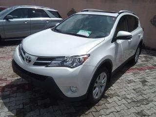2015 Toyota Rav 4 White