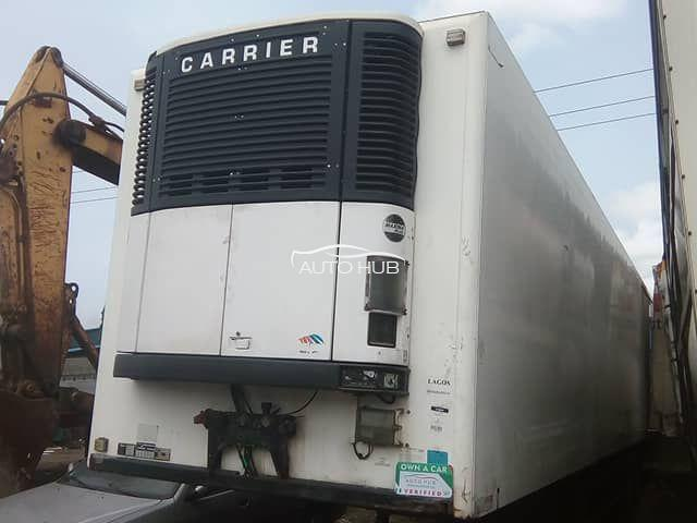 Carrier Cold Room White