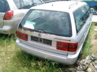 1998 Volkswagen Passat Silver