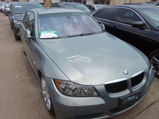 2008 BMW 32 xi Gray