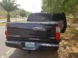2008 Toyota Tundra Black