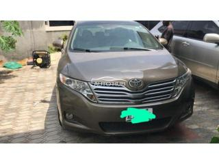 2011 Toyota Venza Brown