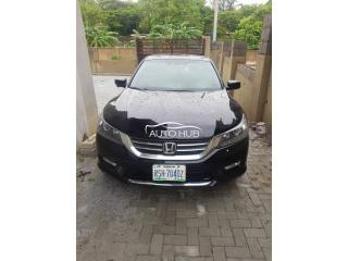 2013 Honda Accord Black