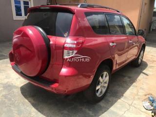 2010 Toyota Rav-4 Red