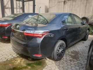 2019 Toyota Corolla Black