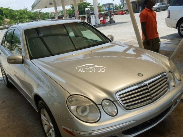 2007 Mercedes Benz E320