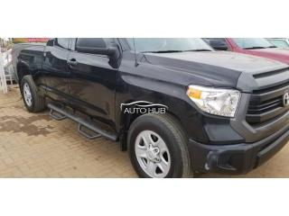 2016 Toyota Tundra Black