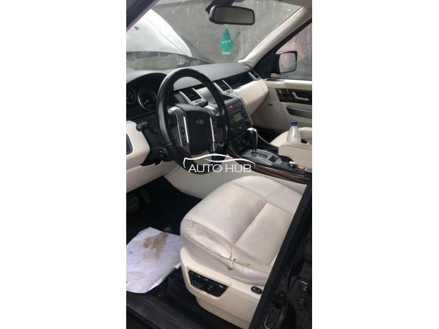 2008 Range Rover Sports Black