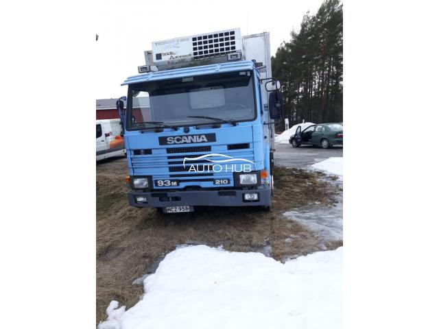 1999 Scania 210 Blue