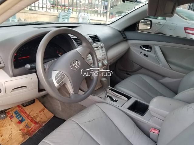 2008 Toyota Camry Grey