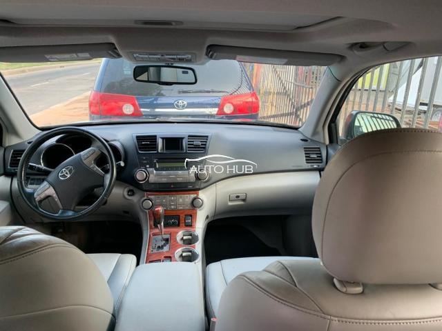 2009 Toyota Highlander Gray