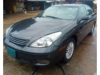 2004 Lexus ES 330 Black
