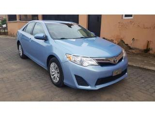 2013 Toyota Camry Blue