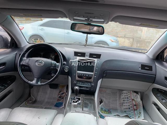 2007 Lexus GS 300 Black