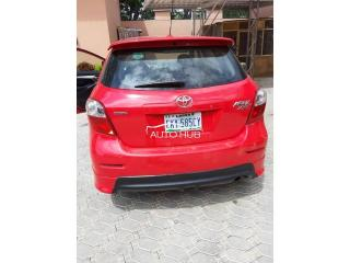 2010 Toyota Matrix  Red