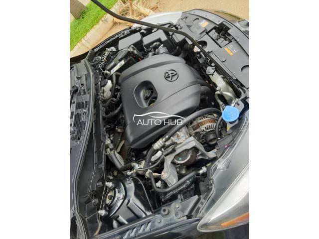 2014 Toyota Yaris is Black
