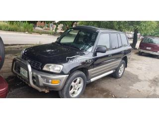 1999 Toyota Rav4 Black