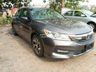 2016 Honda Accord Gray