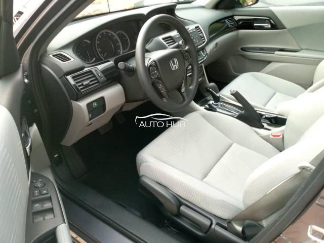 2016 Honda Accord Gray