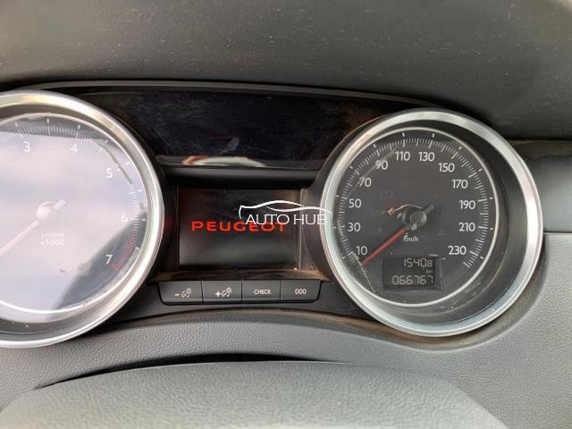 2013 Peugeot  508 Black