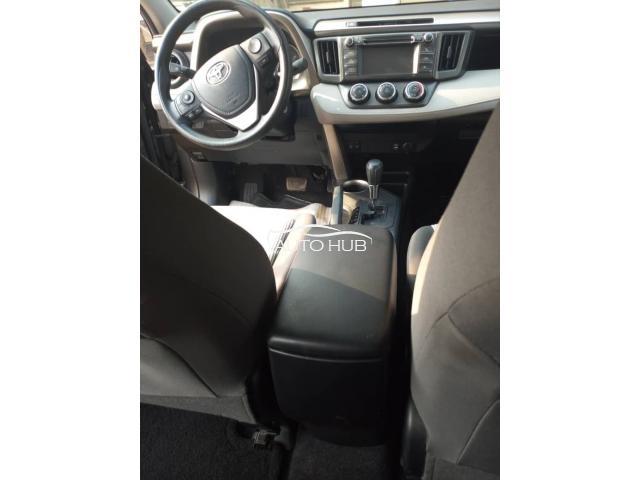 2013 Toyota Rav4 Gray
