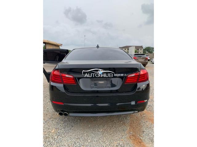 2014 BMW 528i Black