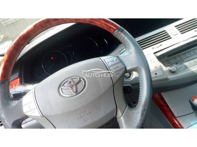 2007 Toyota Avalon Gray