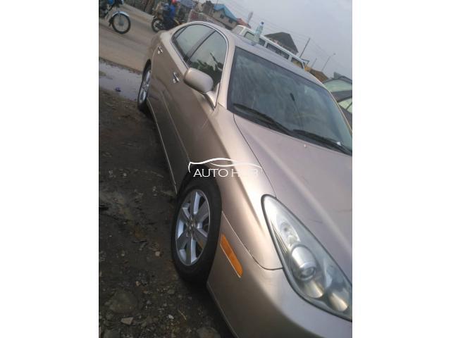 2006 Lexus ES 300 Silver