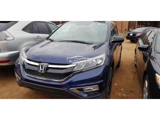 2016 Honda CRV Blue