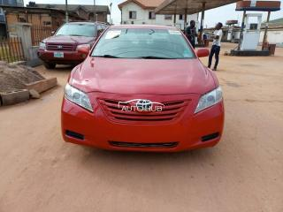 2009 Toyota Camry Red