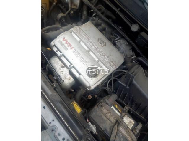 2004 Toyota Highlander Grey