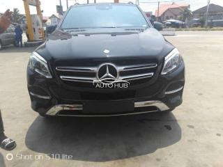 2017 Mercedes GLE 350 Black