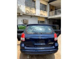 2003 Toyota Matrix Blue
