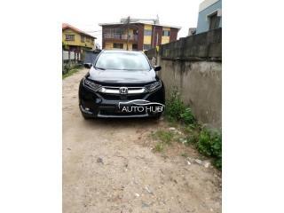 2018 Honda CRV Black