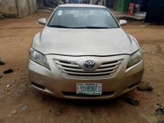 2007 Toyota Camry Gold