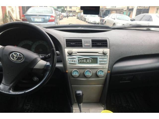 2008 Toyota Camry Black