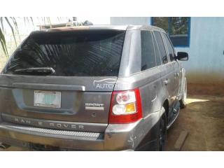 2007 Range Rover Sport Gray