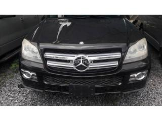 2008 Mercedes Benz GL 450