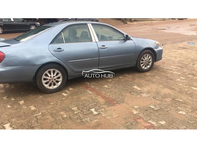 2004 Toyota Camry Gray