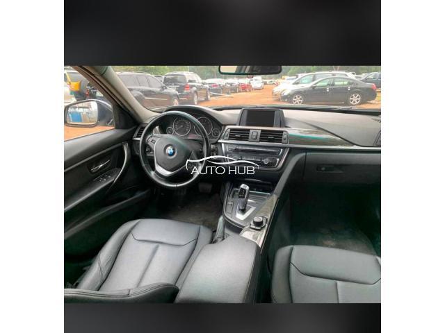 2015 BMW 320i Black