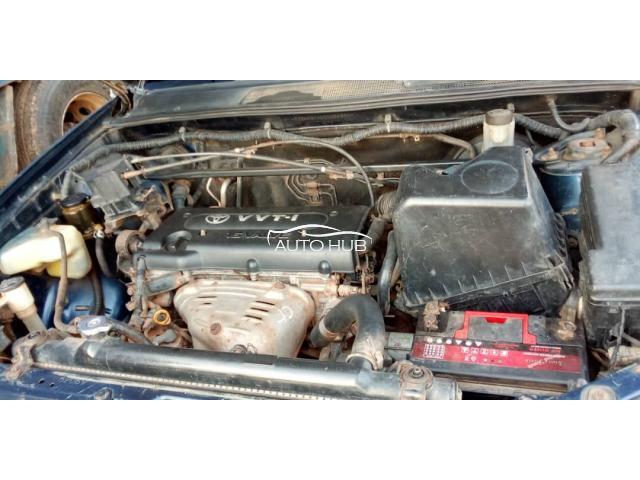 2003 Toyota Highlander Blue