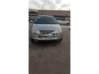 2009 Ford Edge Grey