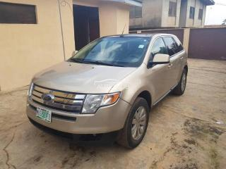 2008 Ford Edge Gold