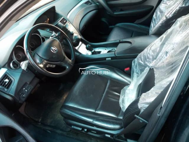 2013 Acura MDX Black