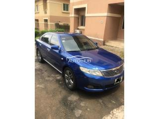 2009 Kia Optima Blue