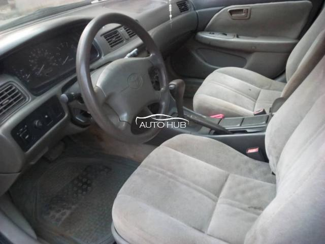 2001 Toyota Camry Gold