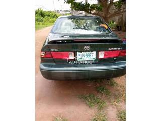 2001 Toyota Camry Green
