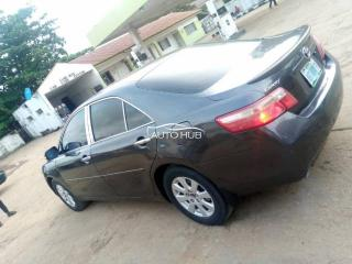 2008 Toyota Camry XLE Black
