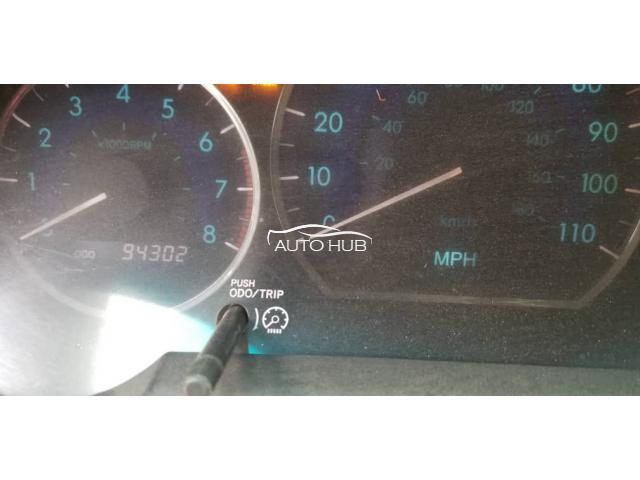 2007 Toyota Sienna Gold
